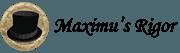 Logotipo Maximu's Rigor