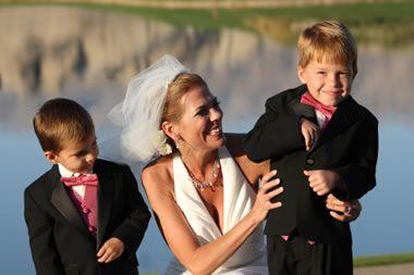 Crianças para casamento